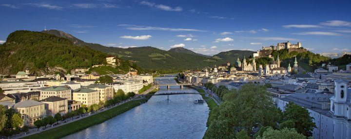 Two countries – Austria & Germany